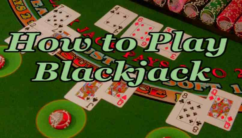 How to play Blackjack game